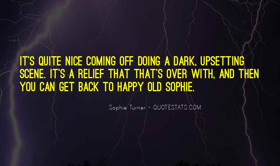 No Coming Back Quotes #166091