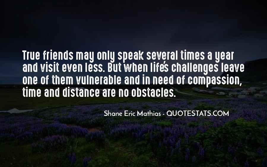 No Distance Friendship Quotes #119491