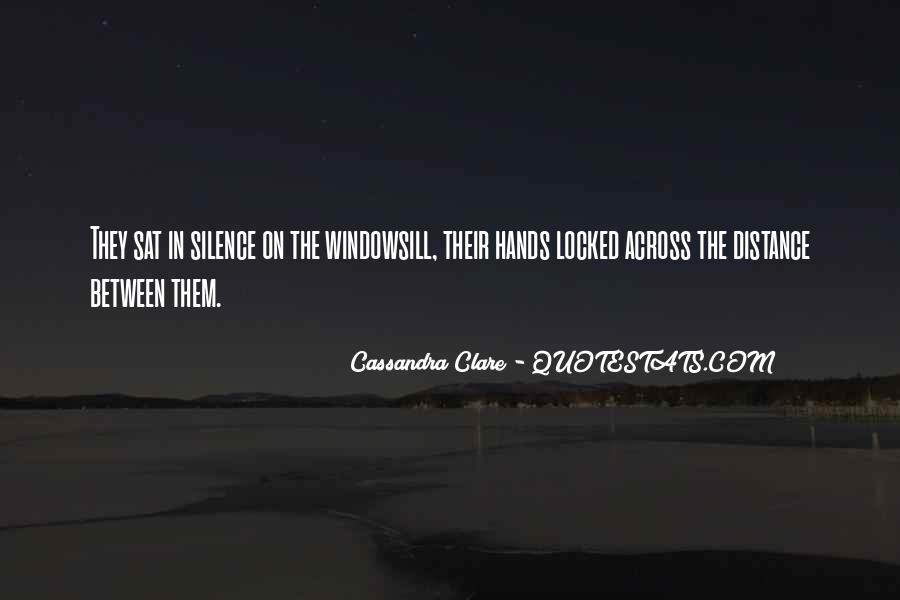 No Distance Friendship Quotes #341671