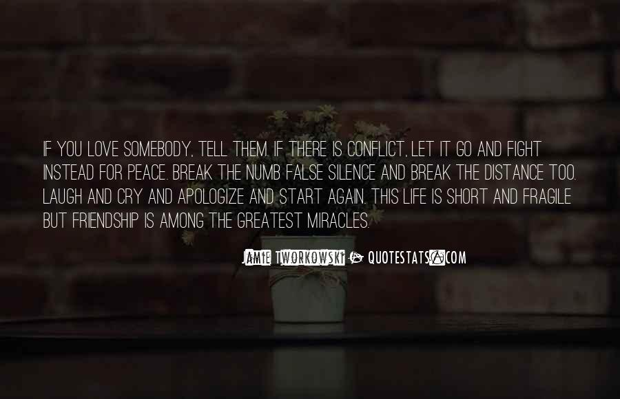 No Distance Friendship Quotes #379949