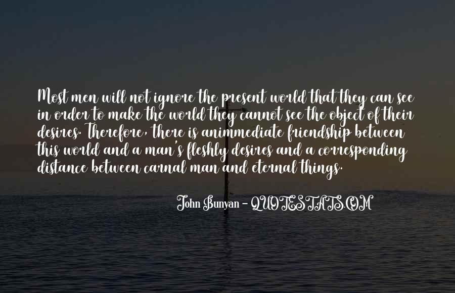 No Distance Friendship Quotes #793355