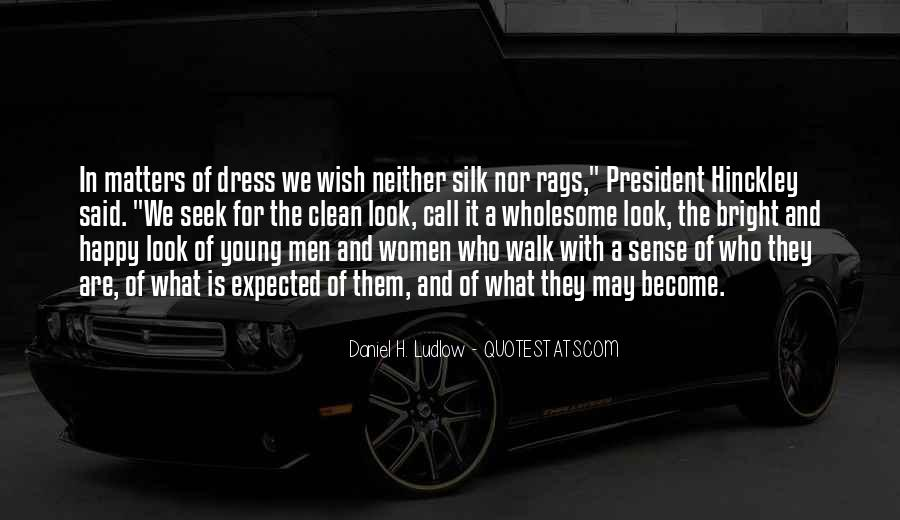 No Dress Sense Quotes #1499035