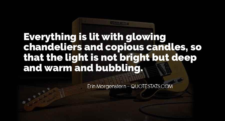 Quotes About Candles Light #1289090