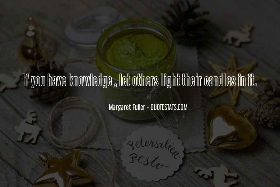 Quotes About Candles Light #1575092