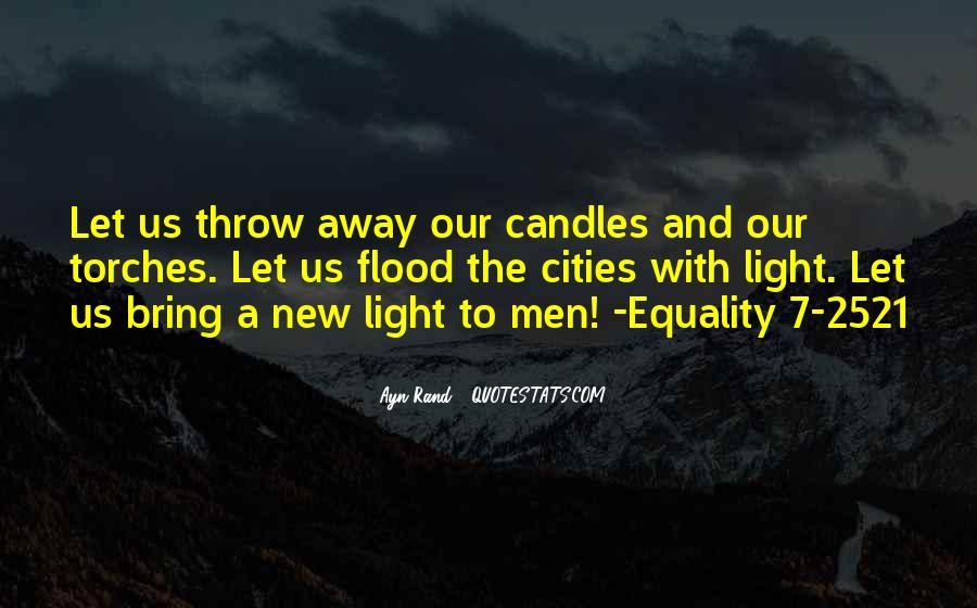 Quotes About Candles Light #500285