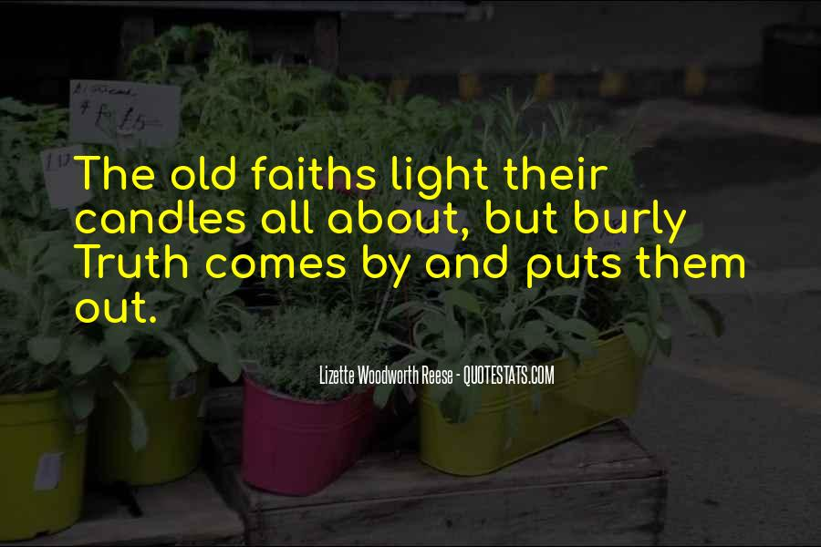 Quotes About Candles Light #866087