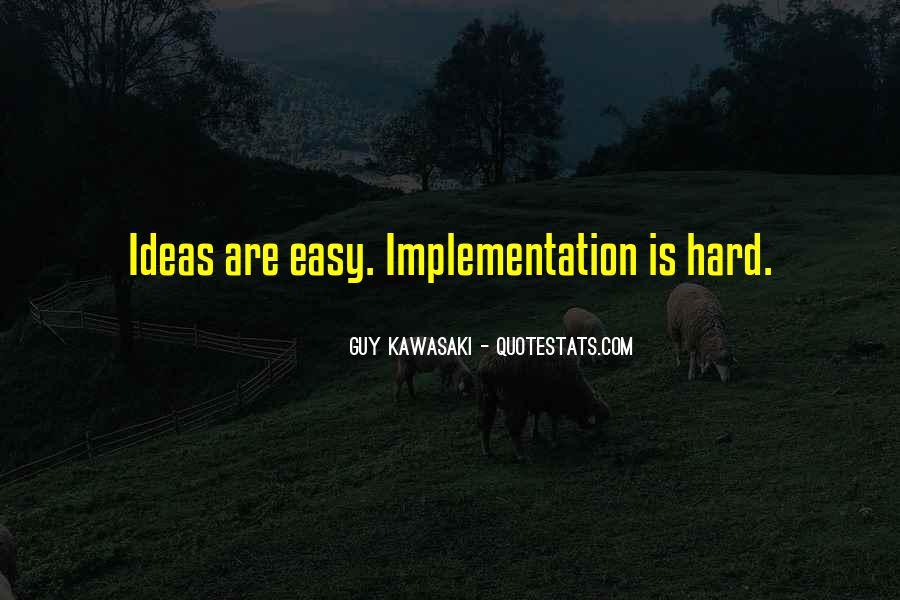 No Easy Way To Success Quotes #261616