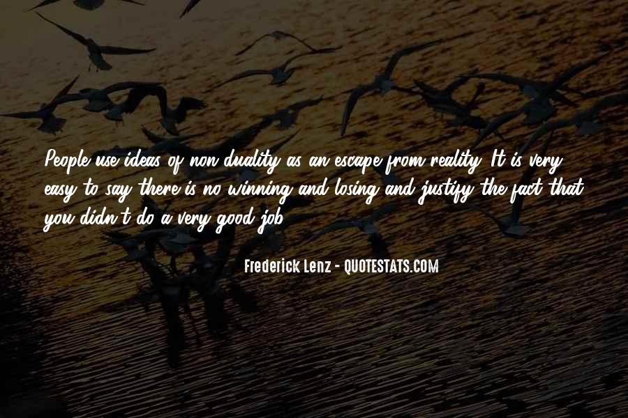 No Easy Way To Success Quotes #267453