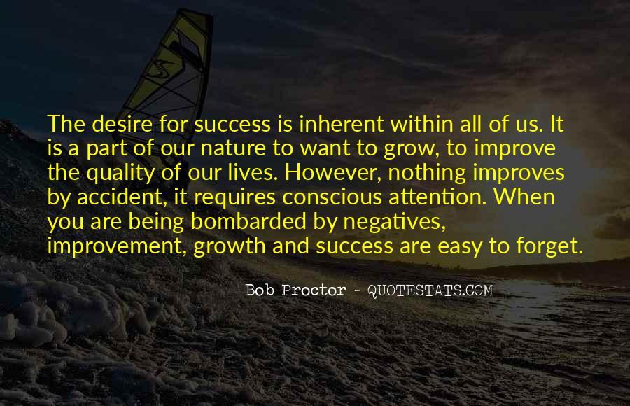 No Easy Way To Success Quotes #346700
