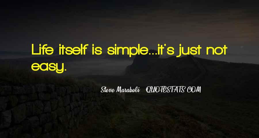 No Easy Way To Success Quotes #96020