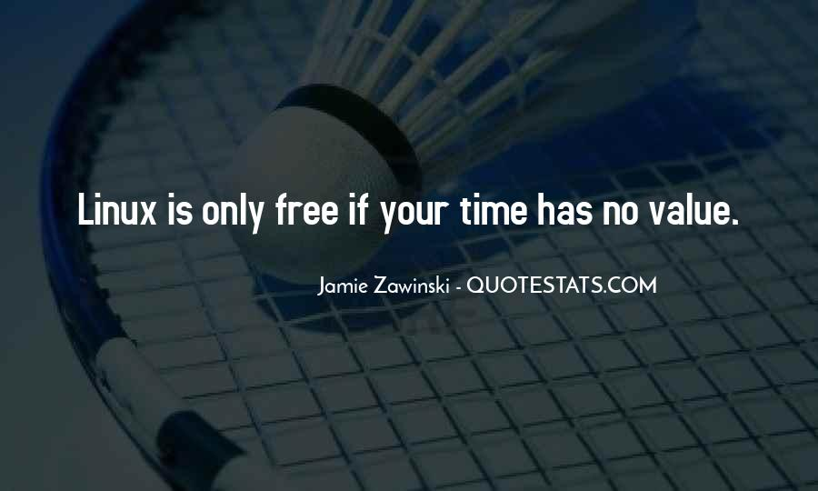 No Free Time Quotes #1415719