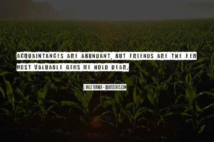 No Friends Only Acquaintances Quotes #255544