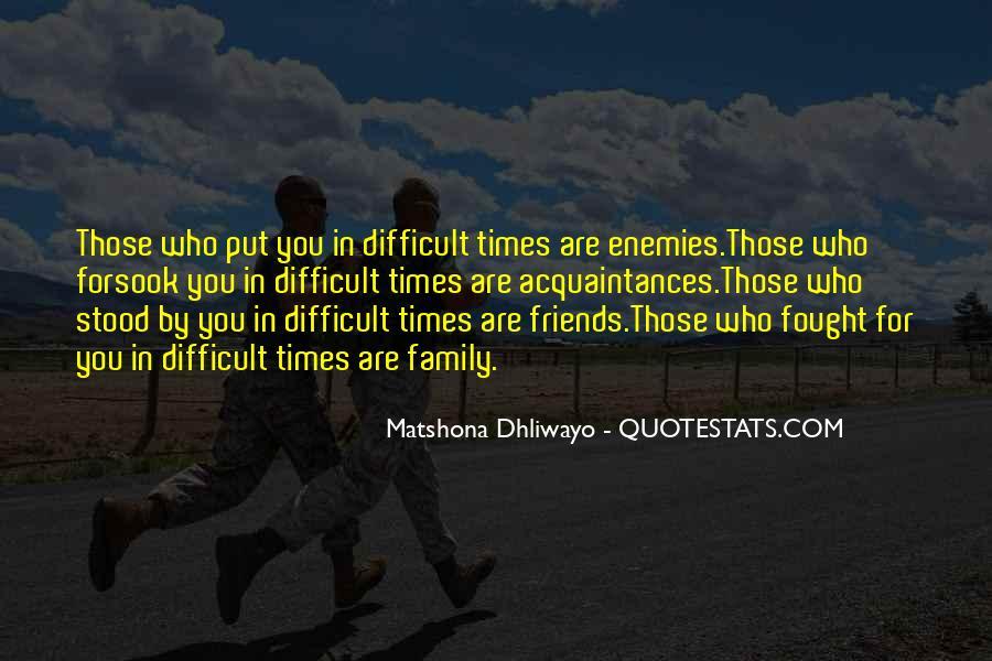 No Friends Only Acquaintances Quotes #520051