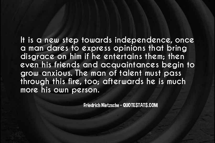 No Friends Only Acquaintances Quotes #628378