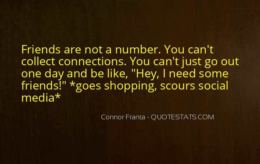 No Friends Only Acquaintances Quotes #641181