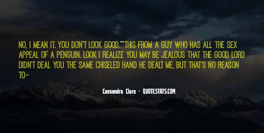 No Good Guy Quotes #1130262