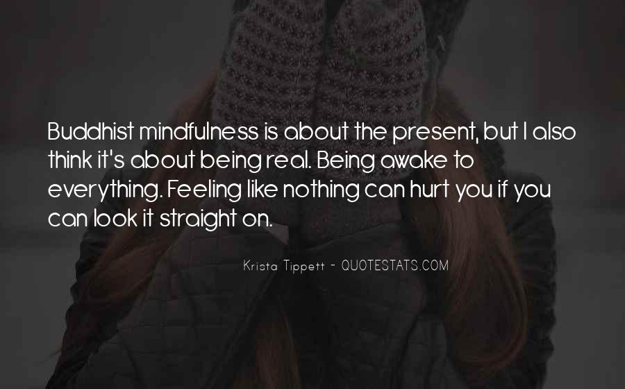 No Hurt Feeling Quotes #130337