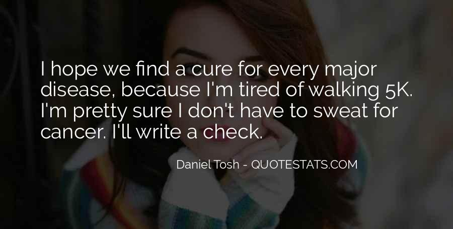 Top 30 Quotes About Cancer Funny: Famous Quotes & Sayings About