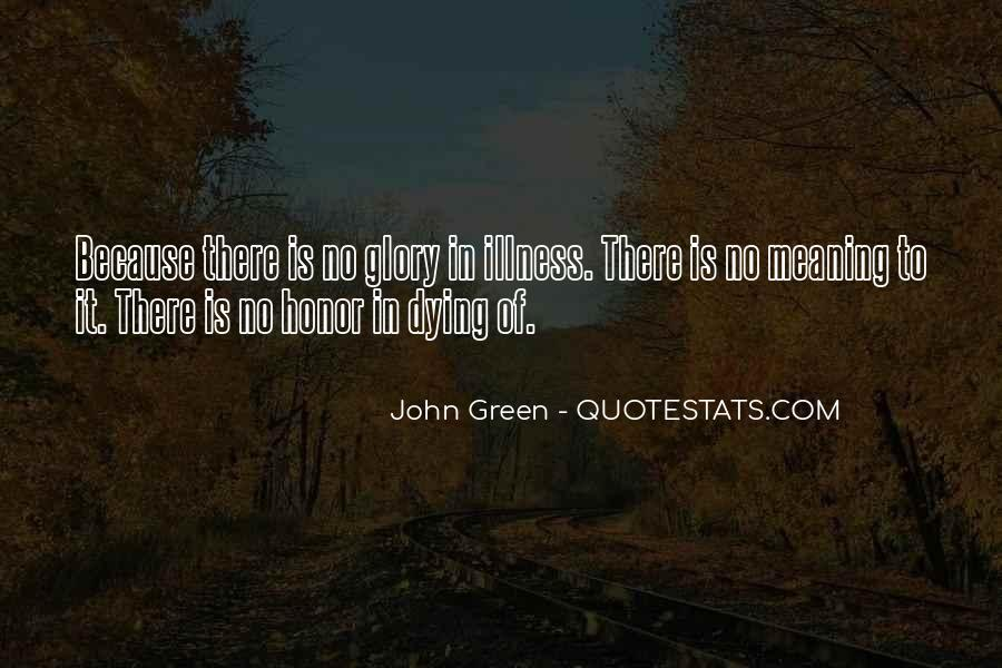 Quotes About Cancer Death #103348
