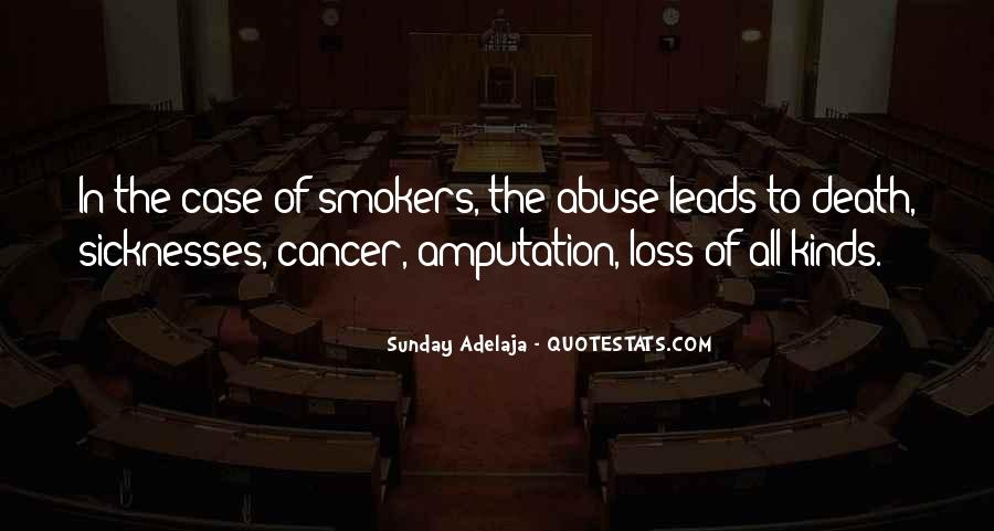 Quotes About Cancer Death #1038104