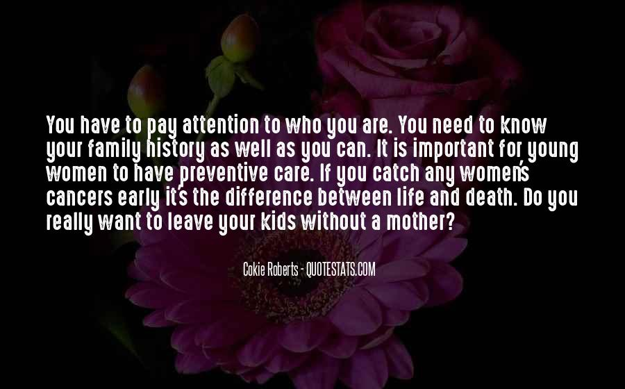 Quotes About Cancer Death #1443720
