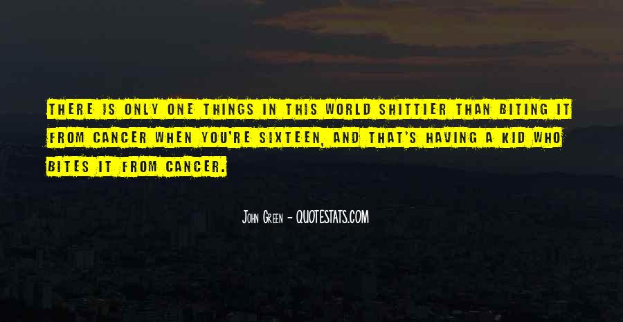 Quotes About Cancer Death #1496815
