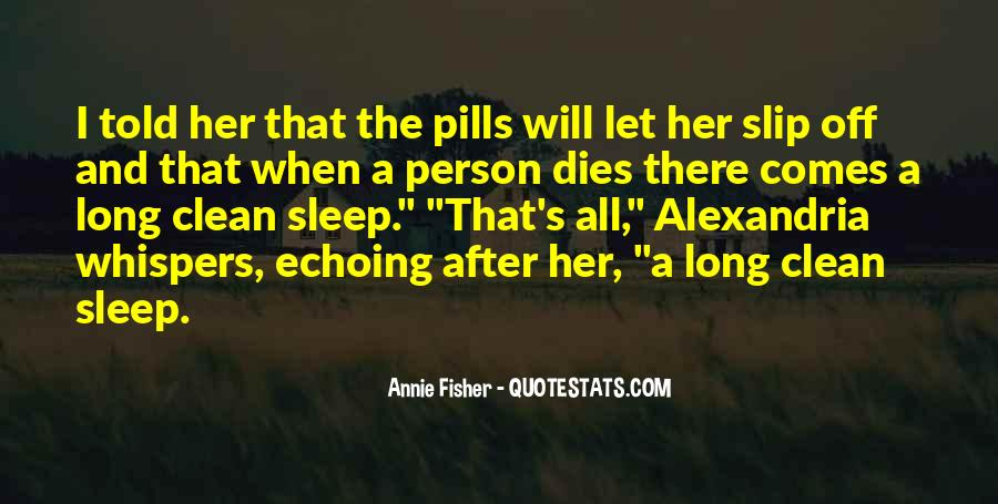 Quotes About Cancer Death #242135