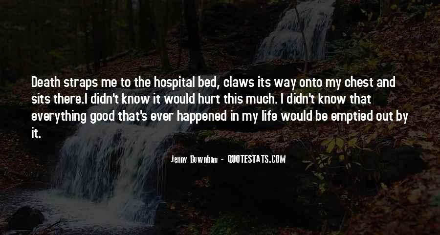 Quotes About Cancer Death #49924