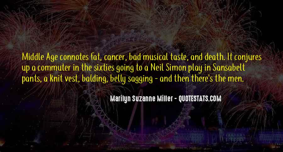 Quotes About Cancer Death #854767