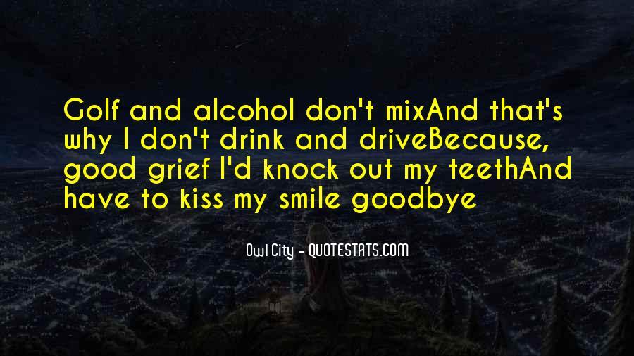 No Kiss Goodbye Quotes #693003