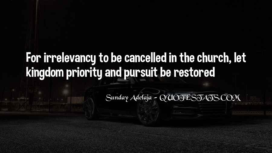 Quotes About Cancelled #1048073