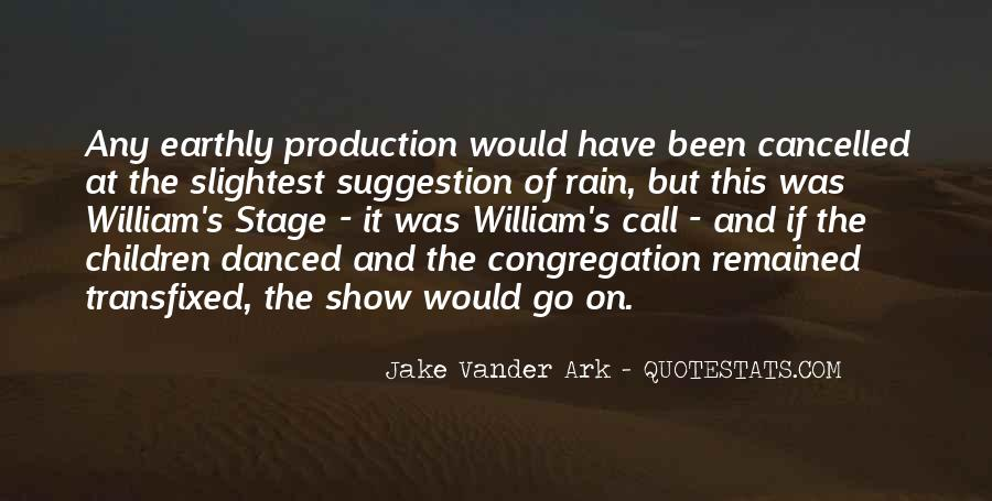 Quotes About Cancelled #1214579