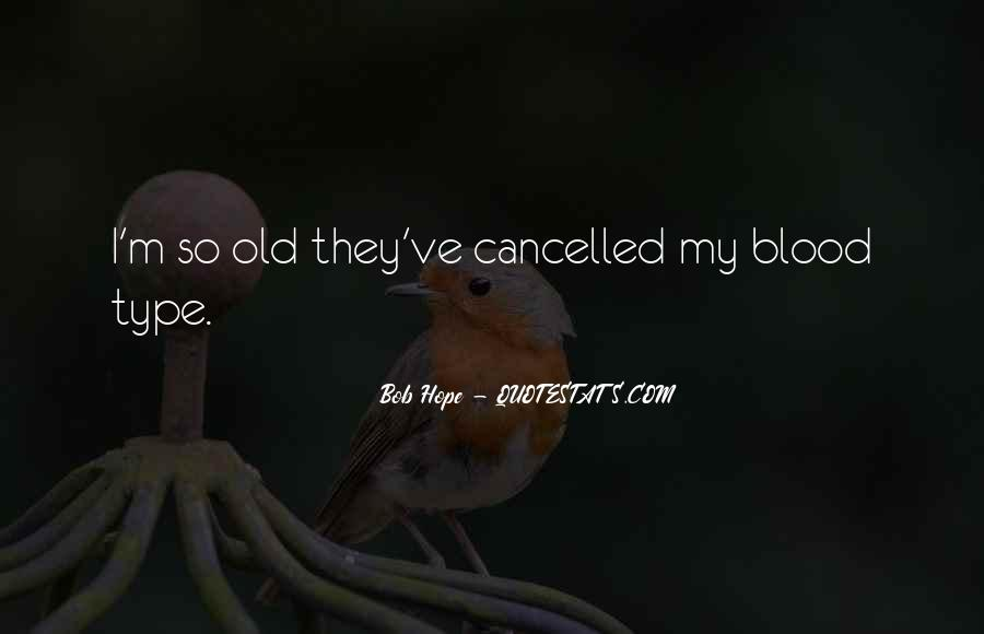 Quotes About Cancelled #1247609