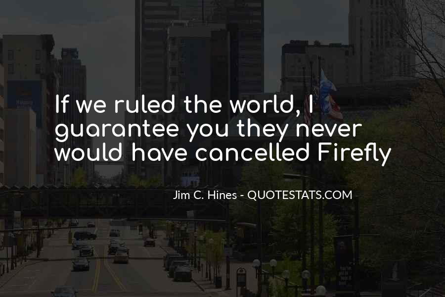 Quotes About Cancelled #1295389