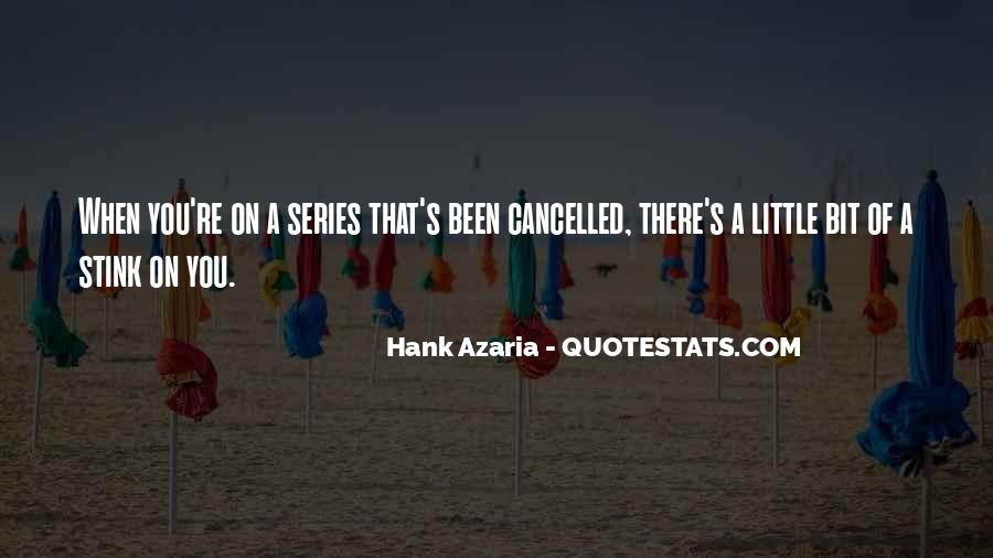 Quotes About Cancelled #1499383