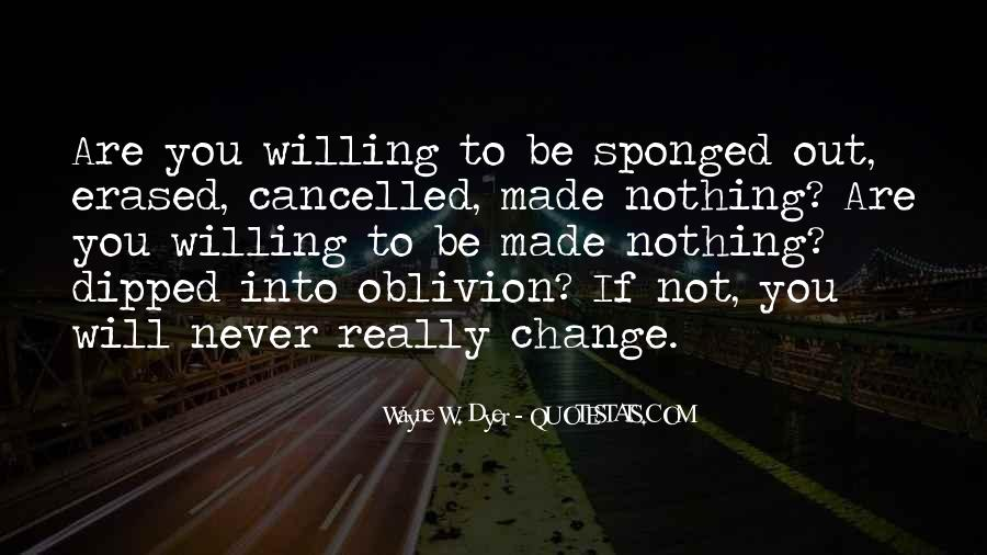 Quotes About Cancelled #1764889