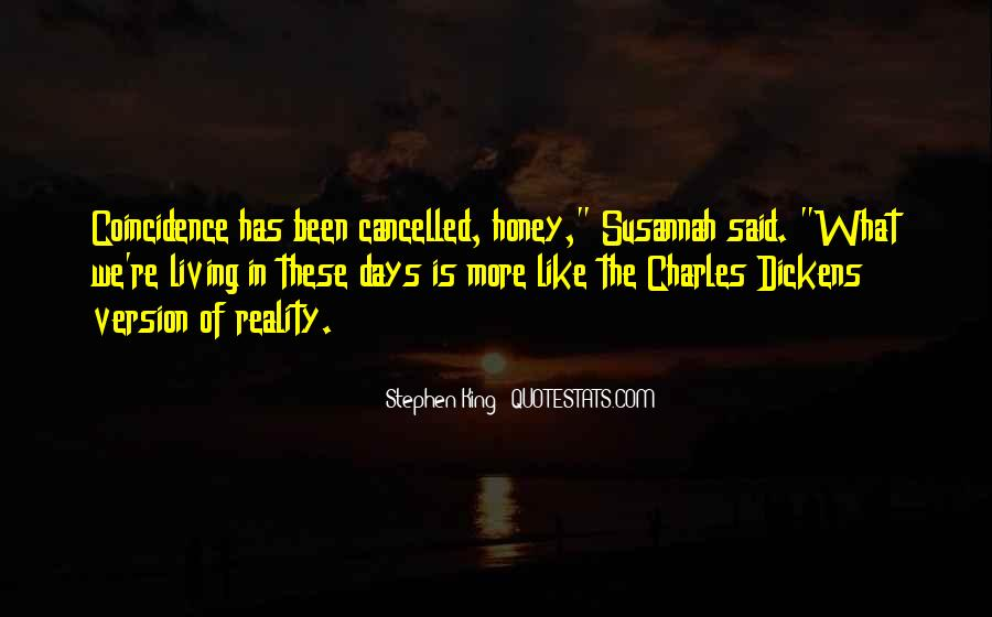 Quotes About Cancelled #371478