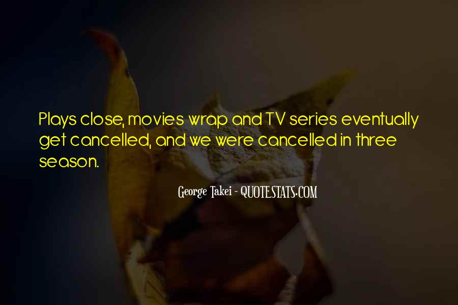Quotes About Cancelled #420870