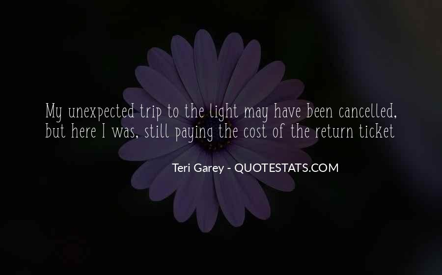 Quotes About Cancelled #867745