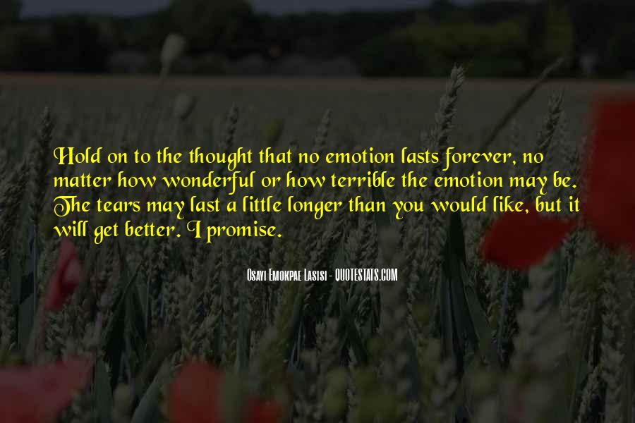No Longer Love You Quotes #1054387
