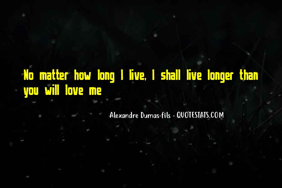 No Longer Love You Quotes #160091