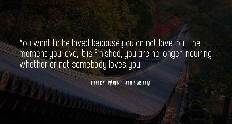 No Longer Love You Quotes #177834