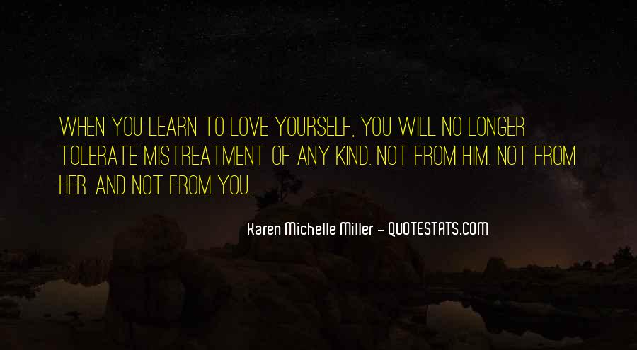 No Longer Love You Quotes #298555