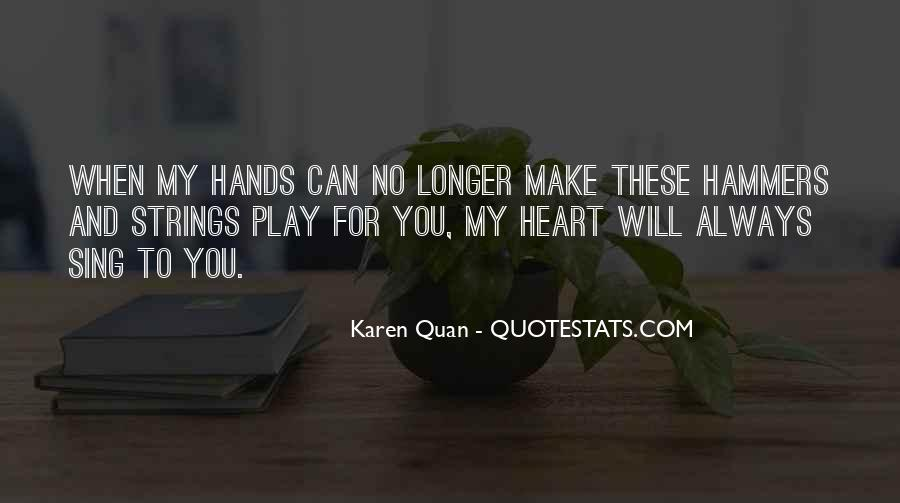 No Longer Love You Quotes #548886