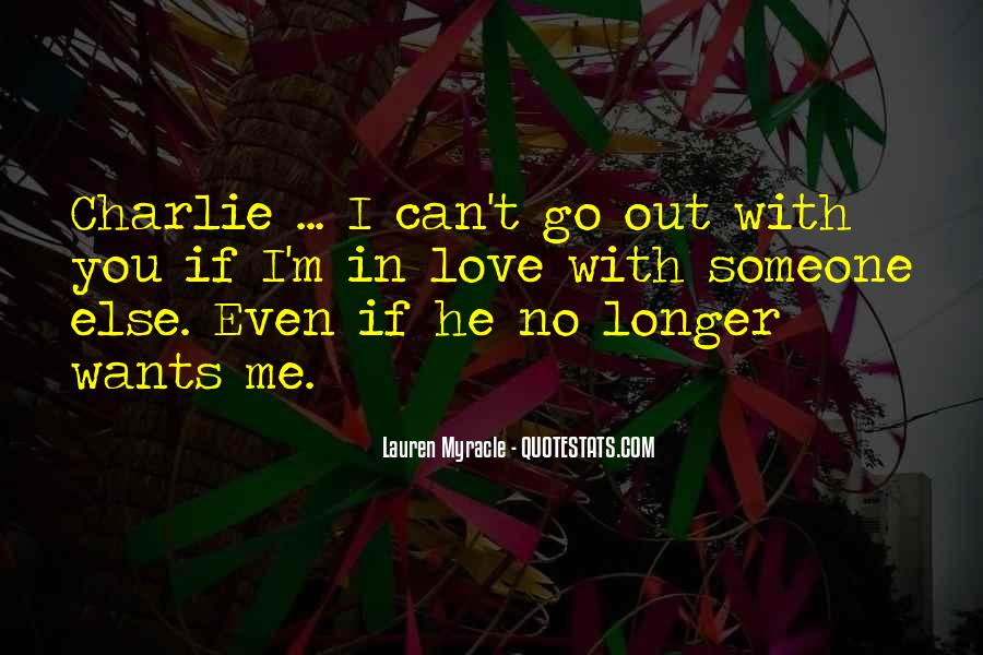 No Longer Love You Quotes #639933
