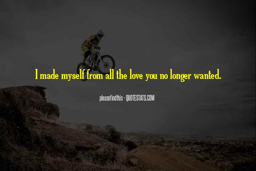 No Longer Love You Quotes #657303