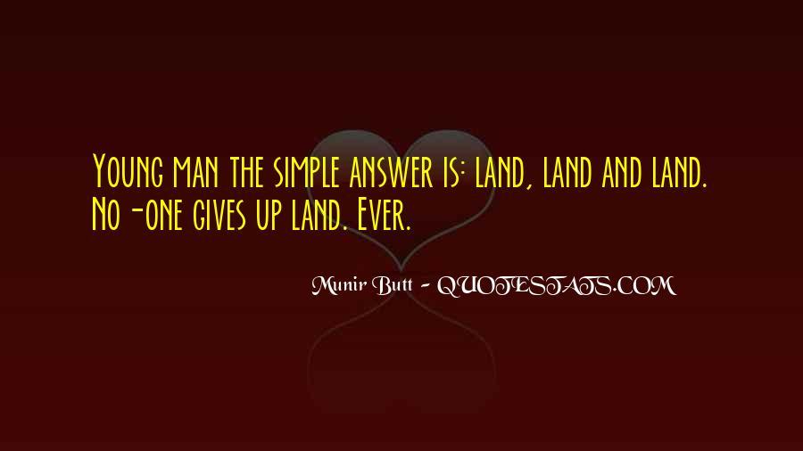 No Man's Land Quotes #1112126