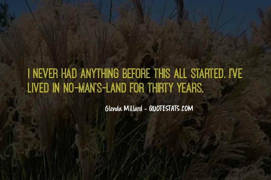 No Man's Land Quotes #1213238