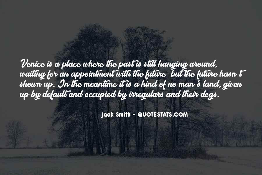 No Man's Land Quotes #1725077