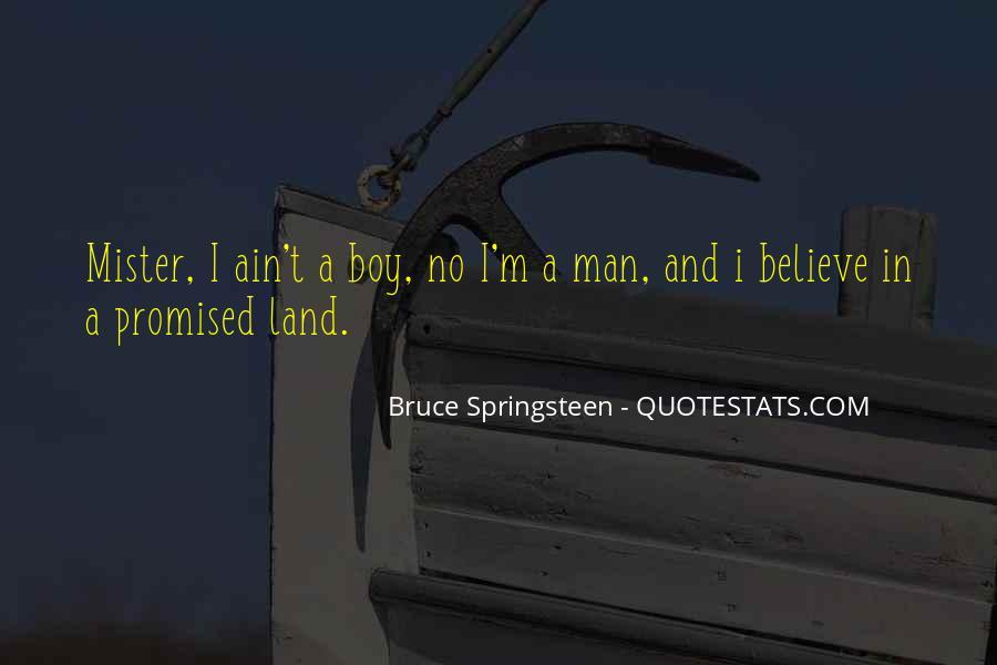 No Man's Land Quotes #1823176